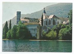 Abbaye D' Hautecombe Et La Tour Saint André Lac Du Bourget - Le Bourget Du Lac