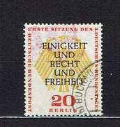 GERMANY...BERLIN...1957.. Used...