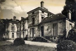 77 CONGIS Gué-à-Tresmes, Le Chateau, Façade Nord-ouest - Altri Comuni