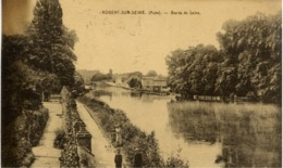 10 NOGENT-SUR-SEINE - Bords De Seine - Edit. DESAIX - Nogent-sur-Seine
