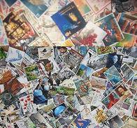 Great Britain LazyBag 50g (1¾oz) OFF PAPER StampBag Quality Comm/Xmas KILOWARE UK GB [vrac Kilowaar Kilovara Mixture] - Great Britain