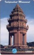 CAMBODIA / Camintel Chipcard : US$20 - Cambodia