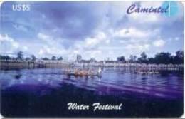 CAMBODIA / Camintel Chipcard : US$5 - Cambodia