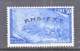 Italy AMG-FTT 27  * - 7. Trieste