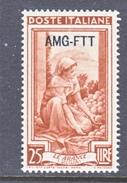 Italy AMG-FTT 99  ** - 7. Trieste