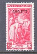 Italy AMG-FTT 101  * - 7. Trieste