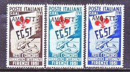 Trieste Zone A  115-7  * - 7. Trieste
