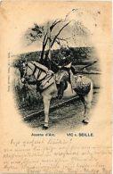 CPA Jeanne D'Arc - Vic Sur Seille (470838) - France