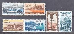 Italy AMG-FTT  188-93   ** - 7. Trieste