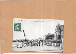 PARAME  - 35 - Fin Des Travaux De Reconstruction De La Digue - TRES RARE MEILLEUR PRIX  - ORL - - Parame