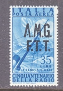 Italy AMG-FTT C 11  * - 7. Trieste