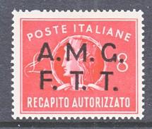 Italy Trieste  EY2  * - 7. Trieste