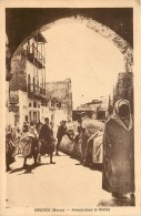Maroc -  Meknès - Avenue Dans Le Mellah - Judaisme
