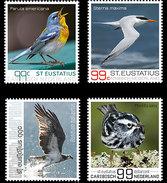 DUTCH CARIBEAN 2017 Birds Of St. Eustatius