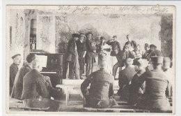 Gefangenenlager (Auf Der Bühne) In Scheuen B. Celle - 1917 Ab Celle (Lager) - Celle