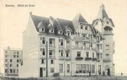 Knokke - Hôtel Du Zoute - Knokke