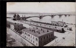 Mainz Mayence - S/w Hauptbrücke Pont Principal Principal Bridge 4 - Mainz