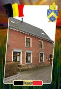 Postcard, REPRODUCTION, Municipalities Of Belgium, Ternat, Flemish Region 20 - Maps