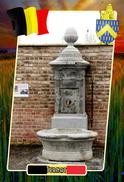 Postcard, REPRODUCTION, Municipalities Of Belgium, Ternat, Flemish Region 23 - Maps
