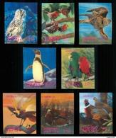 """1969 Bhutan Uccelli Birds Oiseaux Hologram Set Complete MNH** """"Excellent Quality"""""""