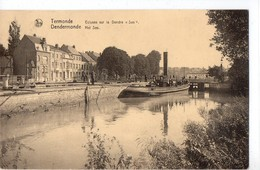 Belgique : Dendermonde - Termonde. - Berlare