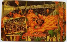 Barbados Phonecard B$20 Crop Over 236CBDB - Barbados