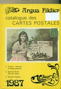 ARGUS FILDIER 1987 Très Bon état AVEC SPECIAL NORD PAS DE CALAIS + ALGERIE - Livres