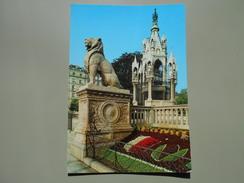 SUISSE GE GENEVE MONUMENT BRUNSWICK - GE Geneva