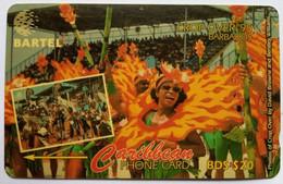Barbados Phonecards B$20 Crop Over 250CBDC - Barbados