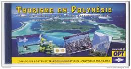 Polynésie Française / Tahiti - Tourisme En Polynésie / 2011 - Carnet De 12 Timbres - Neufs