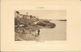 LE CAIRE CAIRO BORD DU NIL Animée Et Plage