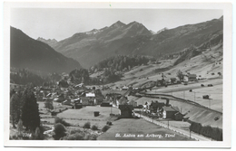 ST. ANTON / ARLBERG - AUSTRIA, TIROL, OLD PC - Landeck