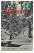 CPA -  LE VAL D'AJOL ( Arr. De Epinal ) 88 Vosges - Cascade De Faymont En Hiver En 1908 - Edit. A. Heymann  R. O. F N°95 - Epinal
