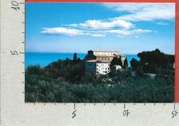 CARTOLINA NV ITALIA - FOSSACESIA (CH) - Basilica San Giovanni In Venere Visto Dall'alto - 10 X 15 - Chieti