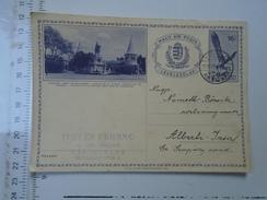 D150071 Hungary Postal Stationery - Budapest - Rakoscsaba 1939