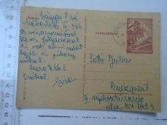 D150074 Hungary Postal Stationery - Kékesteto - 1940's