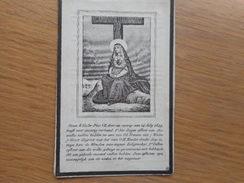 D.P.-JOANNA VALCKENAERTS °ROTSELAER 17-10-1799+HERENT 11-4-1865 - Religion & Esotérisme