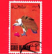 OMAN - State Of Oman - Nuovo Obliterato  - 1967-1984 - Uccelli - Oiseaux - Birds - 1 - Oman