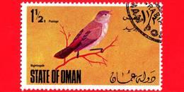 OMAN - State Of Oman - Nuovo - 1967-1984 - Uccelli - Oiseaux - Birds - 1.5 - Oman