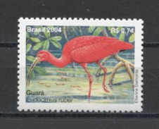 Brasil Birds Pajaros Oiseaux  2004 Mi#2254 MNH