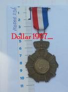 Medaille :Netherlands- Shooting Association / Tournage / Schietvereniging  Oost-Gelderland Varsseveld 1987 - Pays-Bas - Netherland