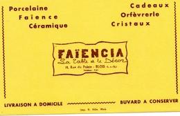FAIENCIA - La Table Et Le Décor BLOIS - Blotters