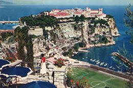 0 - MONACO - Tampon GRAND PRIX AUTOMOBILE MONTE CARLO - 1965 - Monte-Carlo