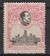 1920 UPU 40 CTS NUEVO(*). 53,5 €. VER