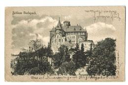 16476   CPA   Schloss  BERLEPSCH 1918  ( Voir Cachet  ) 2 Scans - Witzenhausen