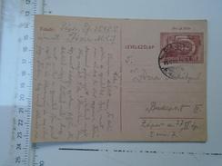 D150078 Hungary Postal Stationery - Papa 1951- Jozsa Mihaly