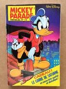 Disney - Mickey Parade - Année 1989 °° N°112 - Mickey Parade