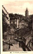COLMAR - La Petite Venise - Colmar