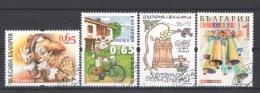 45-542 // BG -2013  GREETINGS STAMPS  - GLUECKWUNSCHMARKEN  Used/ Gestemp. O - Bulgaria