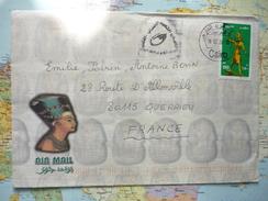 Lettre Postée Du Caire 16/02/2008 - Egypt